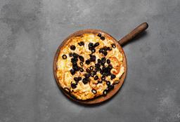 Pizza individual Camarones