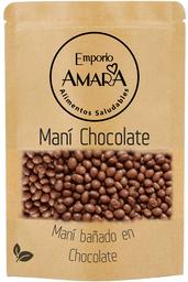 Maní Bañado en Chocolate 500gr