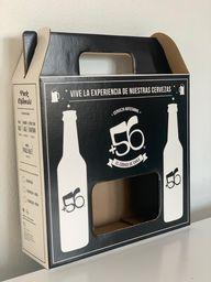 Caja de Regalo Cerveza +56 (Solo empaque)