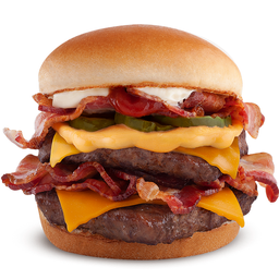 Baconator Melt Individual