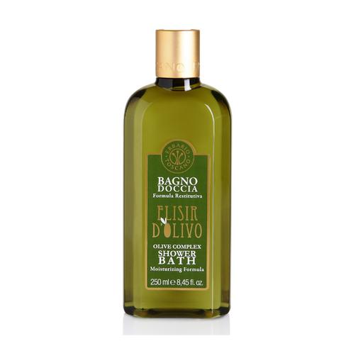 Erbario Toscano Shower Bath Elisir D'Olivo 250mL