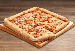 Pizza Familiar QuadQueso hasta 4 ing