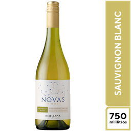Sauvignon Blanc, Emiliana, Novas