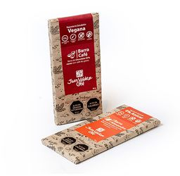 Barra de Chocolate 80 gr