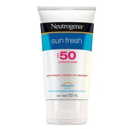 Neutrogena Protector Solar Sun Fresh Fps 50 X 120 ml