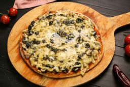 Pizza Olive Al Pesto