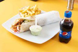 Promo Shawarma Pollo