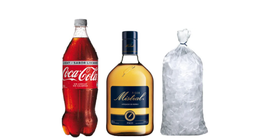 Combo Mistral 35° + Coca-Cola Light + Hielo