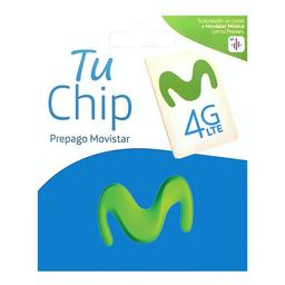Movistar Chip Prepago