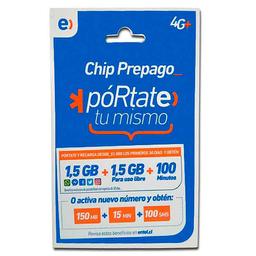 Entel Chip Prepago