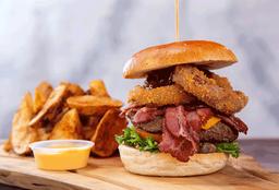 Grills BBQ Texas burger