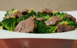 Carne Brocoli