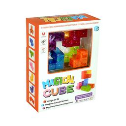 Magical Magnets Ficha de Construcción Varios Colores