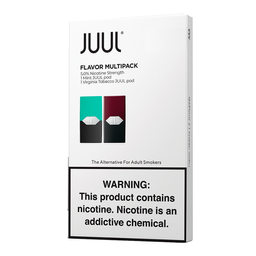 Juul Pods Mint y Tobacco Pack 2x