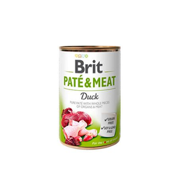 Brit Care Alimento Húmedo Pate & Meat Duck 400 g