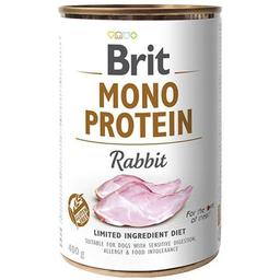 Brit Care Alimento Mono Protein Rabbit 400 g