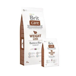 Brit Care Alimento Seco Weigth Loss Rabbit 3 Kg