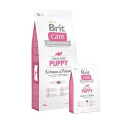 Brit Care Alimento Seco Gf Puppy Salmón 12 Kg