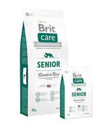 Brit Care Alimento Seco Senior L&R 3 Kg