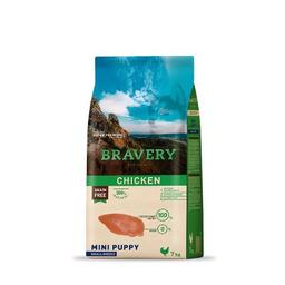 Bravery Alimento Seco Chicken Mini Puppy Small Breeds 2 Kg