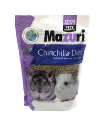 Mazuri Alimento Chinchilla Diet 1.1 Kg
