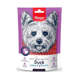 Wanpy Snack Soft Duck Jerky Strips 100 g