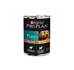 Pro Plan Alimento Húmedo Puppy Pollo y Arroz 370 g