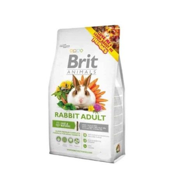 Brit Care Alimento Seco Animals Rabbit Adult Complete 1.5 Kg