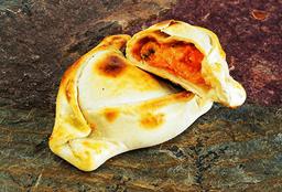 Empanada de tomate, muzzarella y albahaca 120 g