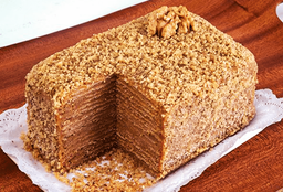 Torta de Panqueque Nuez Manjar
