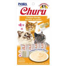 Inaba Snack Ciao Churu Pollo Amarillo