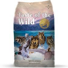 Taste Of Wild Snack Wetlands Canine 5,6 Kg