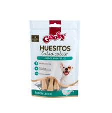 Goofy Snack Huesito Extra Calcio y Destete 40 g