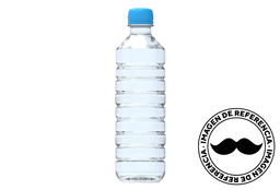 Agua Mineral Con Gas 250 ml