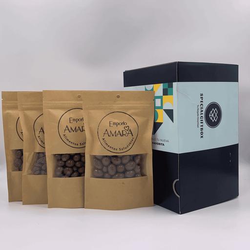 Coffee Nuts & Chocolate