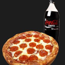 Combo Pizza Familiar