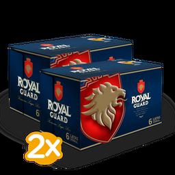 Promo 2x Six Pack Royal Lata 350cc