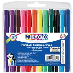 Murano Plumón Escripto Jumbo