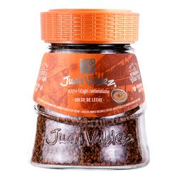 Juan Valdez Café Soluble Liofilizado Dulce de Leche