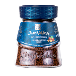 Juan Valdez Café Soluble Liofilizado Avellana