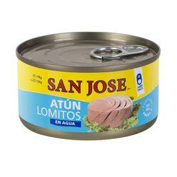 San Jose Atun Lomitos Agua
