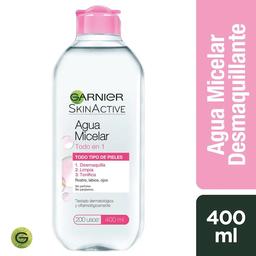 Garnier-Agua Micelar Limpieza Garni Mic T 1