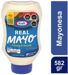 Kraft Mayonesa Regular Squeeze