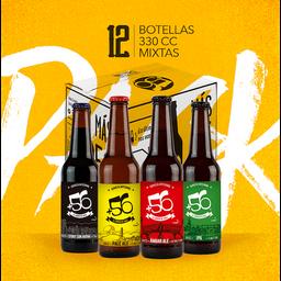 Cerveza Pack Degustación
