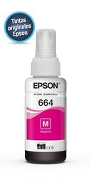 Tinta Epson T664320 Magenta