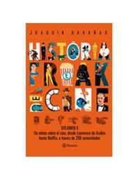 Libro Historia Freak Del Cine Volumen 2