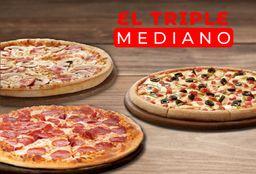 El Triple Mediano