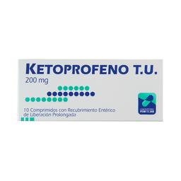 Ketoprofeno: Principio Activo: Ketoprofeno