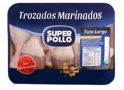 Super Pollo Trutro Largo Pollo Bandeja