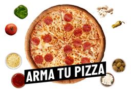 Combo Arma tu Pizza Familiar